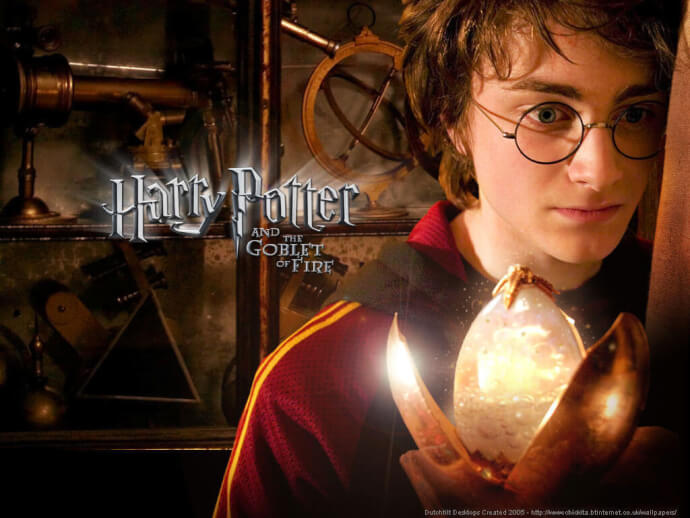 Harry Potter and the Goblet of Fire обои фото №10