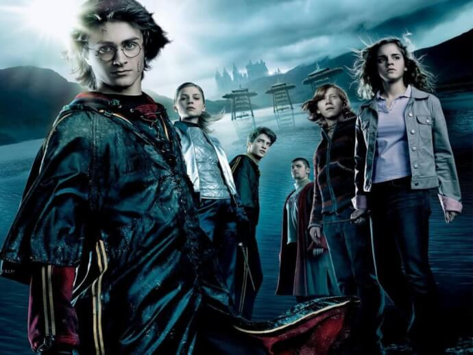 Harry Potter and the Goblet of Fire обои фото №3